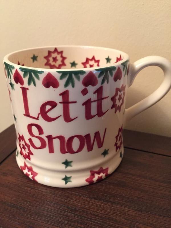 Personalised Joy Star Baby Mug (Christmas 2015) Discontinued
