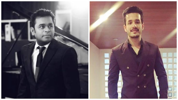 A R Rahman To Compose Akhil's Second Outing - iFlickz