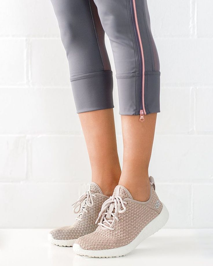 Give yourself a boost in the Skechers Burst - City Scene.