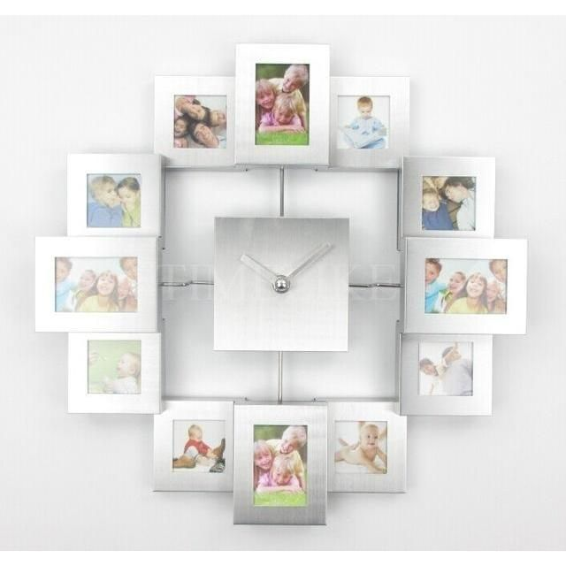Large Decorative Wall Mounted Time Clocks