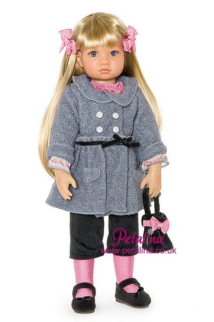 Isn't she lovely? Kidz 'n' Cats doll Mareike
