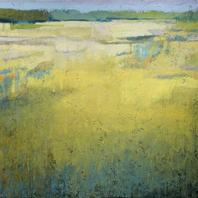 Jeanne Sellmer, Painter