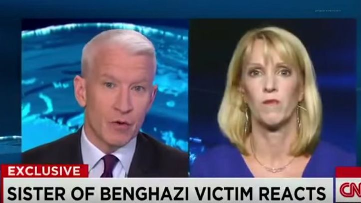 SISTER OF BENGHAZI VICTIM: Reveals Pathetic Excuse Hillary Gave Her for Brother's Death