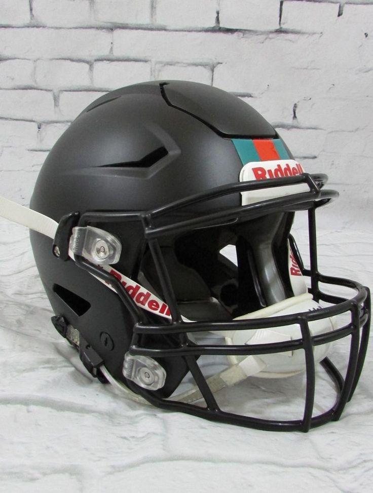Riddell speed flex football helmet youth medium matte