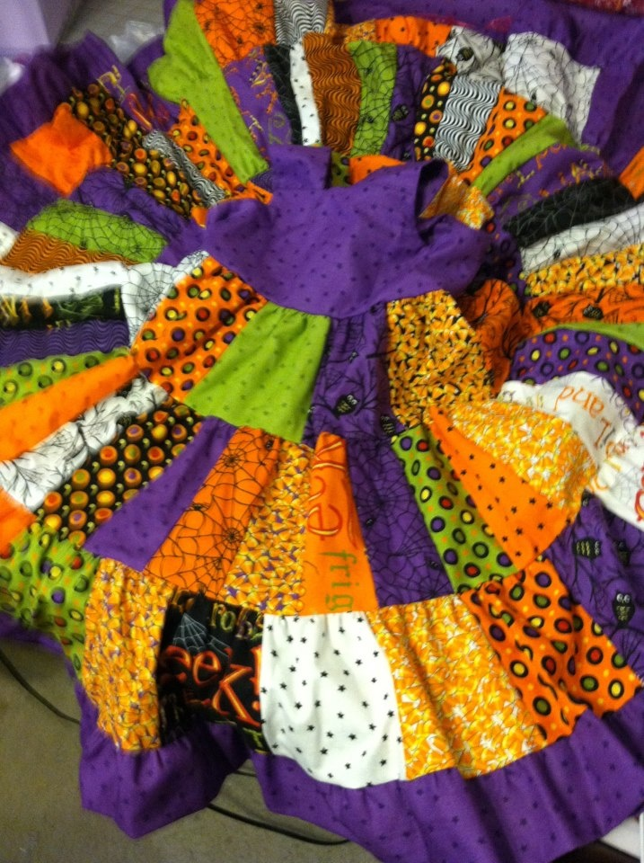 halloween patchwork.  visit http://www.facebook.com/pages/With-Love-From-Austin/408511265879951 to order