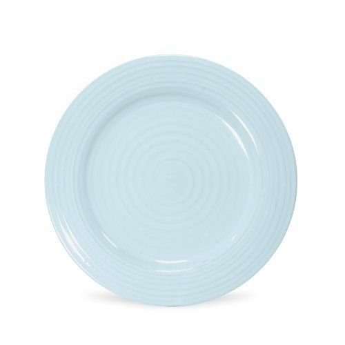 Sophie Conran by Portmeirion 8.5-Inch Salad Plates, Set of 4, Celadon by Portmeirion. Save 40 Off!. $43.20. Crafted of durable, chip-resistant porcelain in choice or white or color. Safe for oven, microwave, and dishwasher. Modern, organic rim styling and ridges give handcrafted look. Set of 4 Sophie Conran by Portmeirion salad plates; 8.5-inch diameter. Complements full range of dinnerware and bakeware. Amazon.com                These simple, beautiful, and functional nine-inch p...