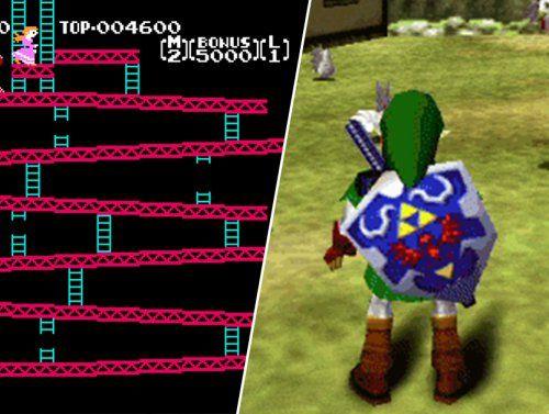 Let the video game nostalgia flow through you (17 GIFs)