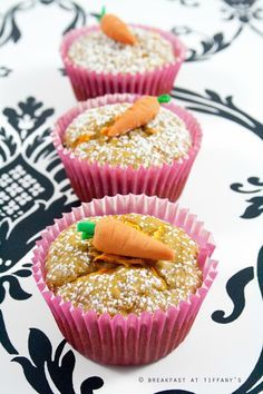 Breakfast at Tiffany's: Muffin vegani alle carote / Vegan carrot muffin re...