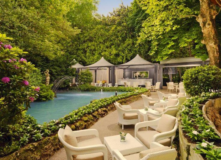 Hotel Diana, Milano L'happy hour a Milano va in scena nei migliori hotel della città