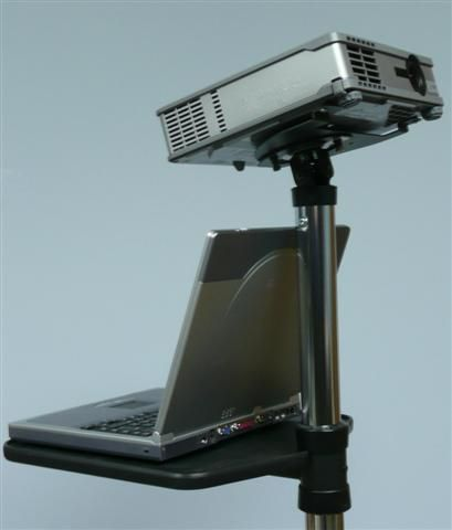 Secure Projector Stand