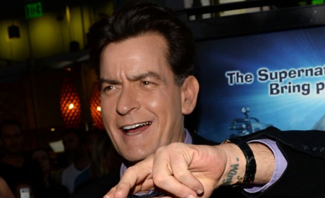 Is Charlie Sheen Coming To 'The Walking Dead'?