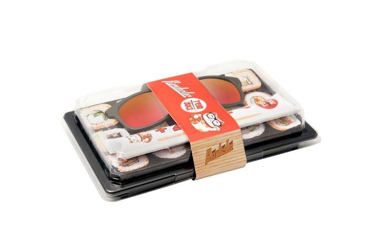 Rédélé Temaki packaging