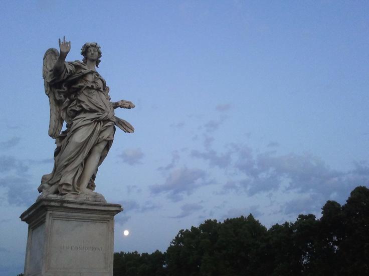 Ponte degli angeli #Rome