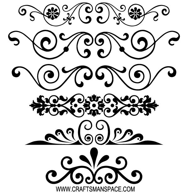 Free Decorative Ornaments Vector Free Download Vector Ornament