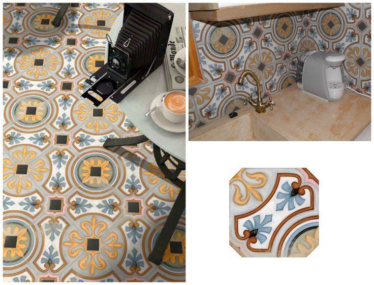 Floor & wall tiles designs planta 20 x 20 cm