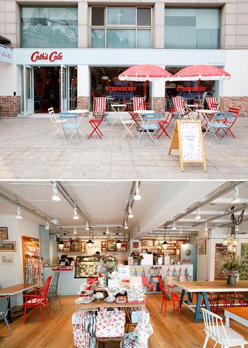 캐스키드슨, '캐스카페' 론칭…런던 라이프스타일 제안 http://www.fashionseoul.com/?p=27167