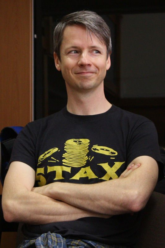 John Cameron Mitchell, American actor, writer and director.
