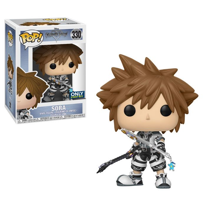 Coming Soon: Kingdom Hearts Mystery Minis, & Series 2 Pop!s | Funko Exclusives! Find final form of Sora only at Best Buy!