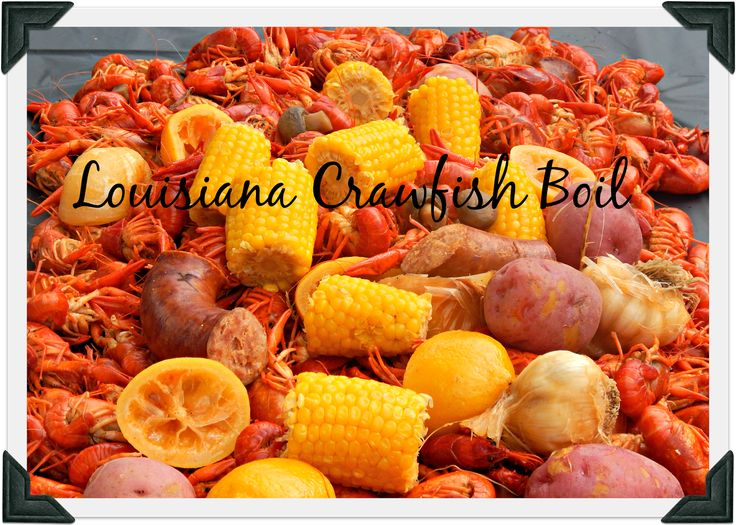 Louisiana Crawfish Boil Recipe - This Ole Mom..... Made this and it was delicious !