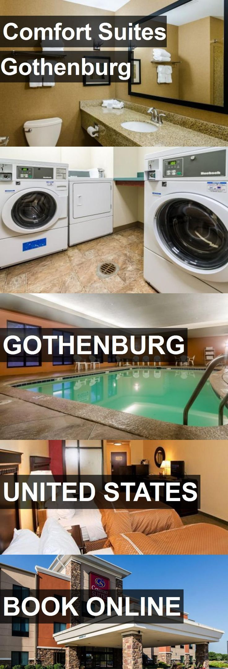Hotel Comfort Suites Gothenburg in Gothenburg, Uni…