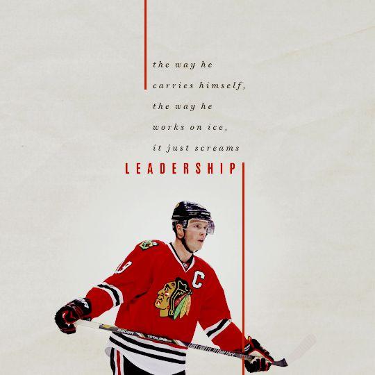 thats our captain