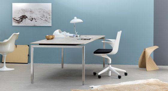 Escritorios individuales   Mesas de oficina   m-pur   planmöbel. ... Check it out on Architonic