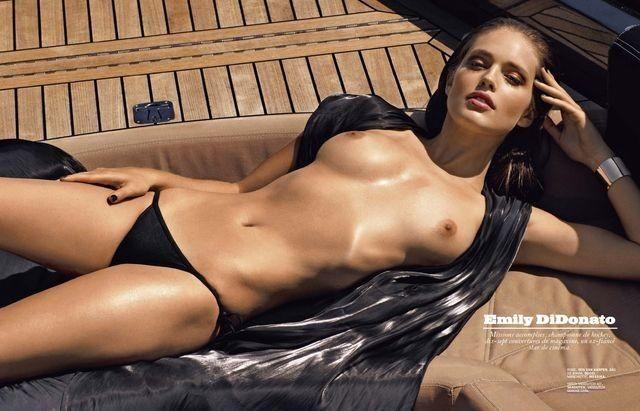 EMILY DIDONATO by Mark Segal (Lui Magazine France)