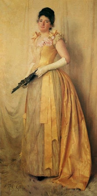 The Woman Gallery: Thomas Cooper Gotch (1854–1931)