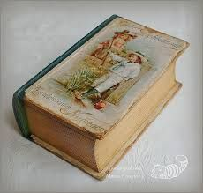 шкатулка-книга - Поиск в Google