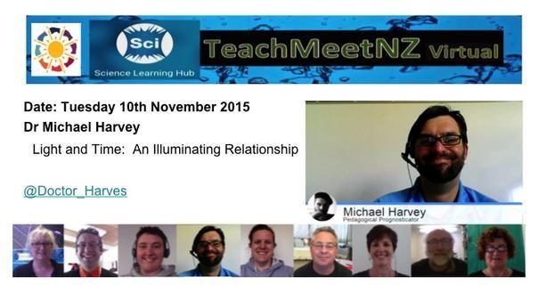 TeachMeetNZ - Harvey_Michael2