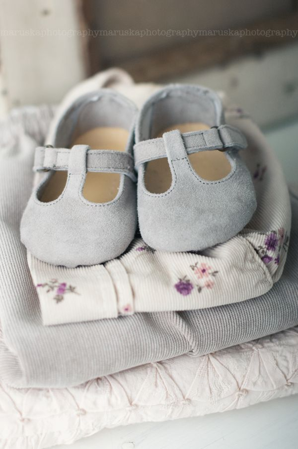 Oh these little french inspired baby shoes and fabrics. So so sweet. #babyfashion