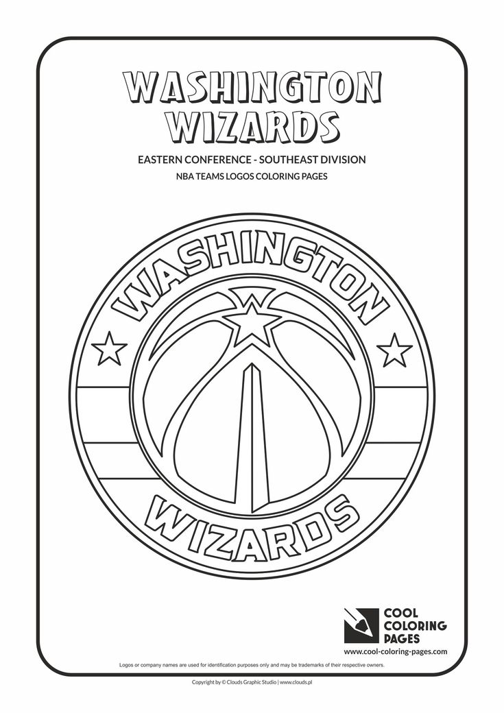 32 best NBA Teams Logos Coloring Pages images on Pinterest ...