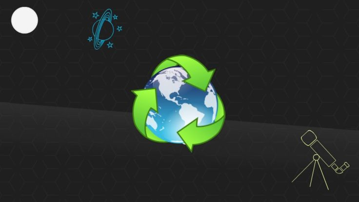 """There is no other place like earth... How to protect it?  