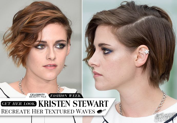 Get The Look: Kristen Stewart - Chanel Couture Show at Paris Fashion Week: Spring 2015