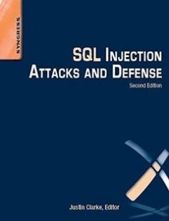 SQL Injection Attacks and Defense free download by Justin Clarke ISBN: 9781597499637 with BooksBob. Fast and free eBooks download.  The post SQL Injection Attacks and Defense Free Download appeared first on Booksbob.com.