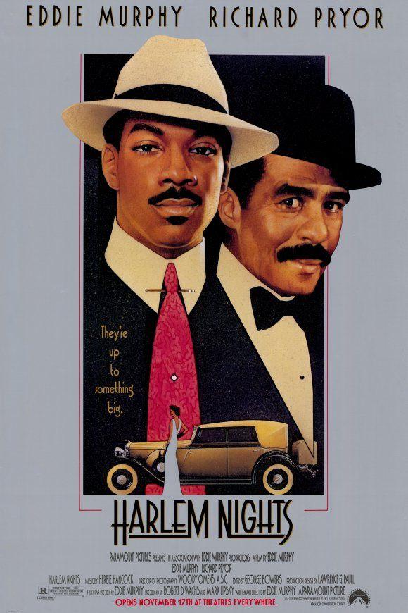Harlem Nights.. A classic Black Film
