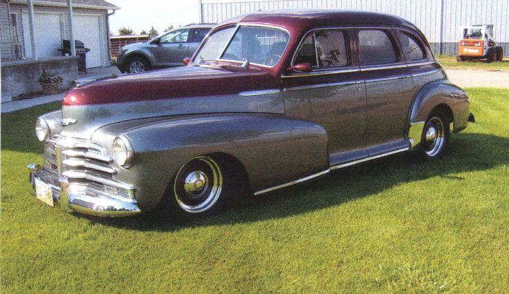 1948 dodge sedan 1948 chevy fleetmaster 4 door for 1948 dodge 2 door sedan