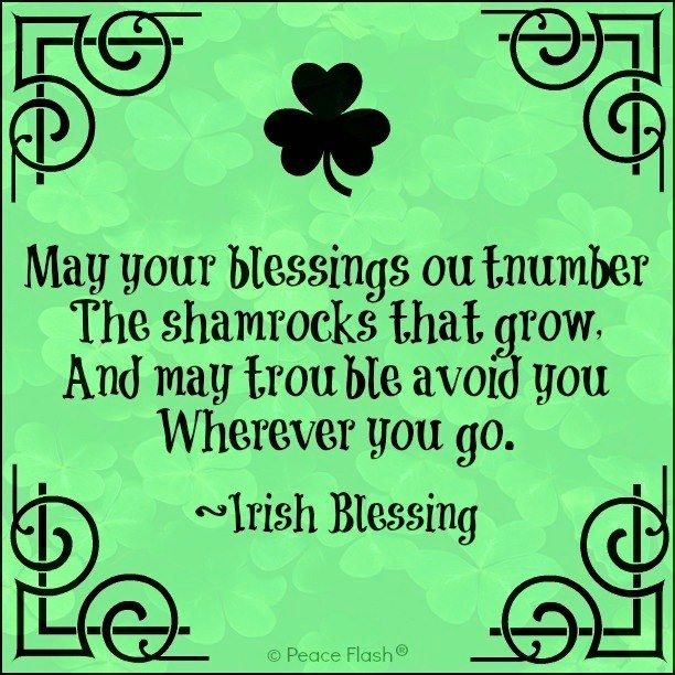 Blessings Quotes: 1000+ Images About Irish Quotes On Pinterest