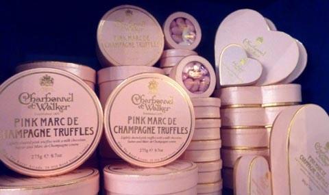 Charbonnel & Walker | Charbonnel et walker. Champagne truffles. Truffles