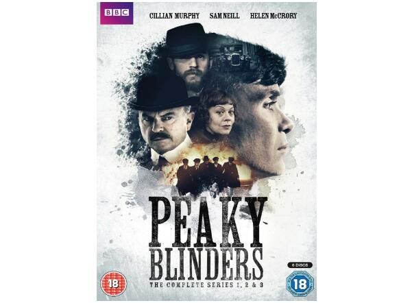 Peaky Blinders: Series 1-3 Boxset [UK Region]