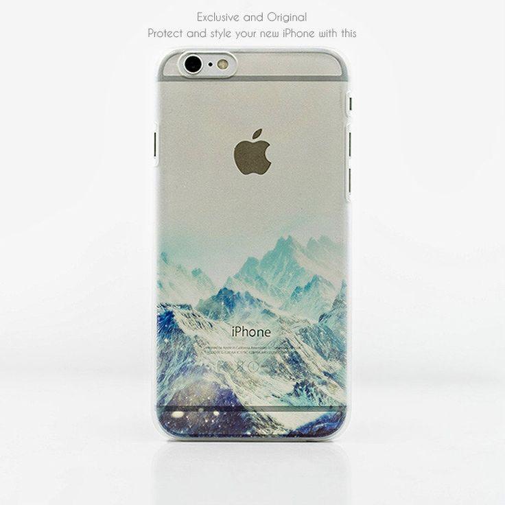 Unique Snow Mountain iPhone 6/6 plus 6s case Galaxy S6 case door MuMuLi op Etsy https://www.etsy.com/nl/listing/225755988/unique-snow-mountain-iphone-66-plus-6s