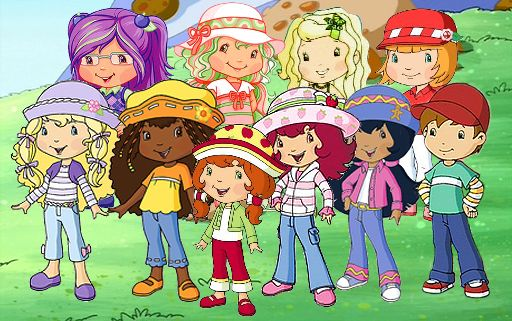 List Of Strawberry Shortcake Characters Wikipedia The