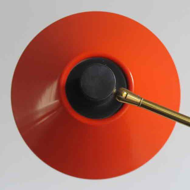 Piantana Stilux anni 50 dettaglio - Stilux modern italian floor lamp - www.capperidicasa.com