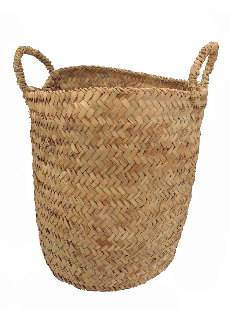Handmade moroccan basket with handles - now in the shop and on the webshop. www.kira-cph.com