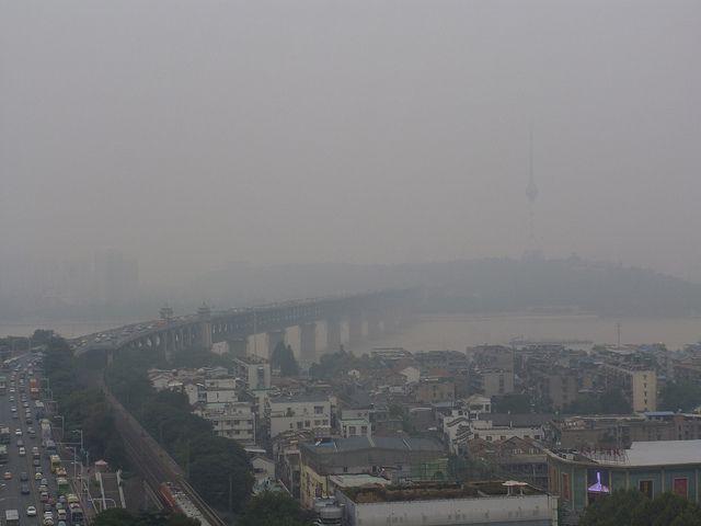 武汉长江大桥 Wuhan Yangtze River Bridge