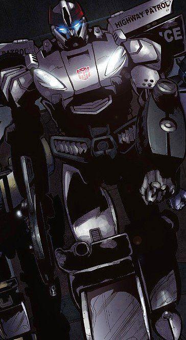 robotsandramblings: — Prowl appreciation... • Decepticonsensual