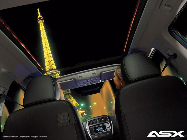 Mitsubishi ASX Cam tavan | Ulugöl Otomotiv Mitsubishi ASX sayfası: http://www.ulugol.com.tr/Mitsubishi-Detay.aspx?id=42