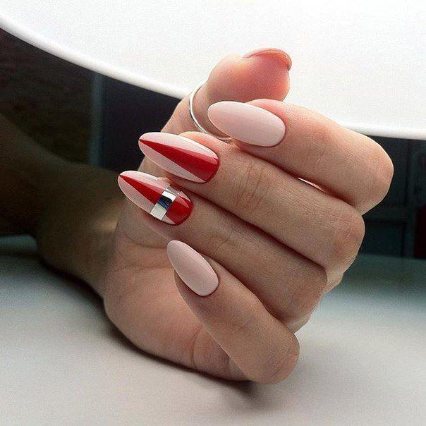 Модные новинки маникюра 2017 идеи фото тенденции дизайн ногтей фото | Модная мода