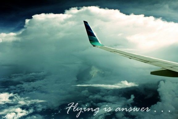 Flying Is Answer