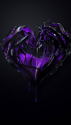 Heart Purple Plexus